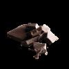 Płatki ciemnej czekolady